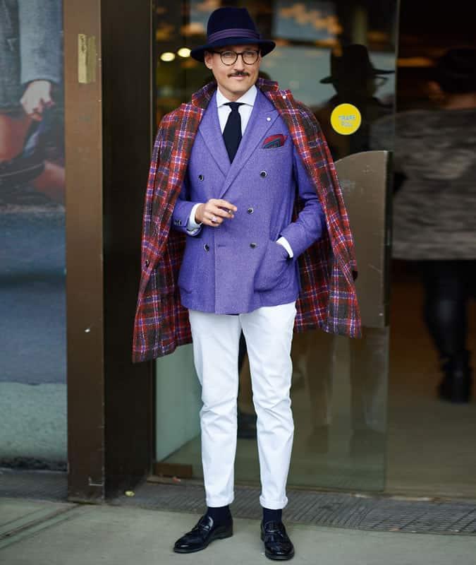 Pitti Uomo Street Style Men