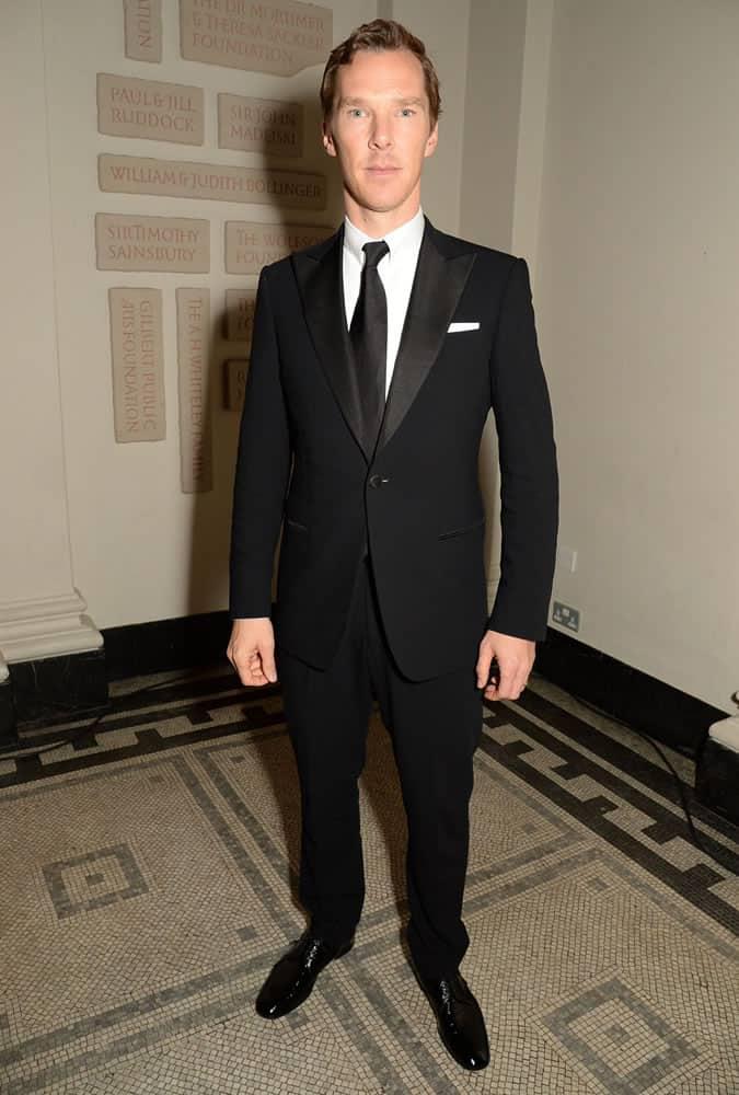 Benedict Cumberbatch Style Lookbook