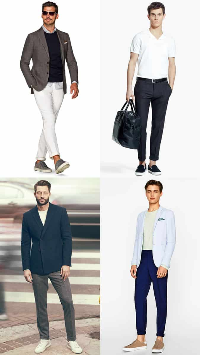 the best smart-casual sneakers for men