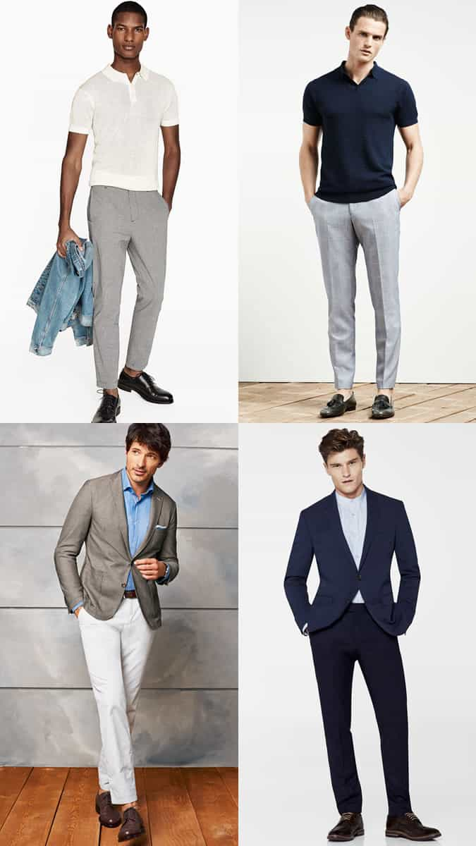 the best smart-casual shirts and polos