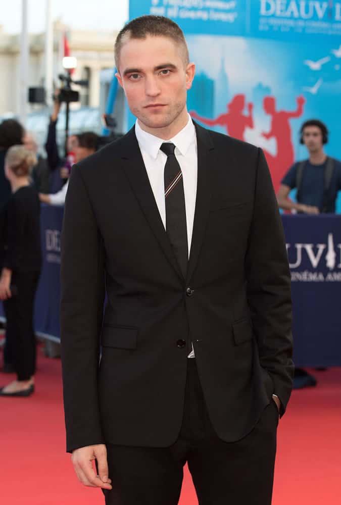 Robert Pattinson's New Hairstyle
