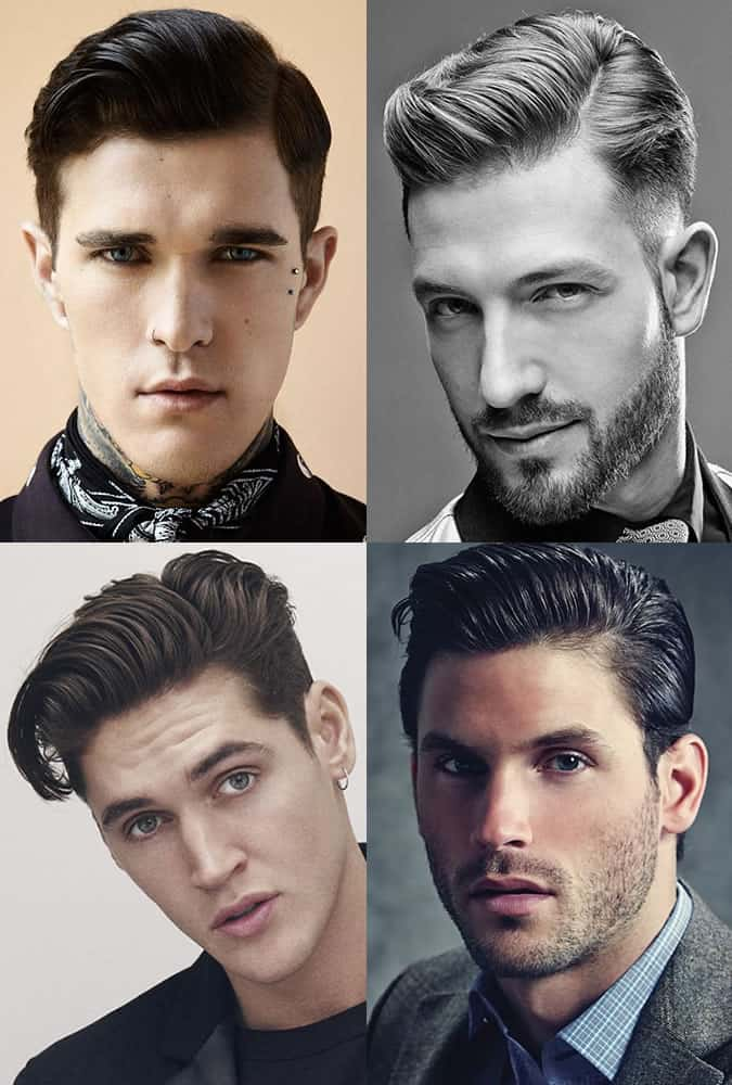 The Rockabilly Quiff Hairstyle For Men