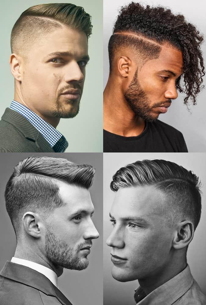 Tapered Hard Part Haircuts