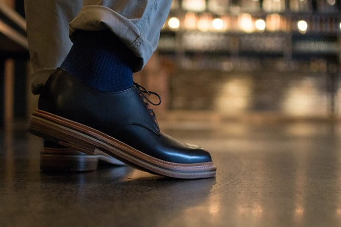 Concept for Cruise x Grenson