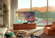 Nueva gama de televisores Samsung 2021
