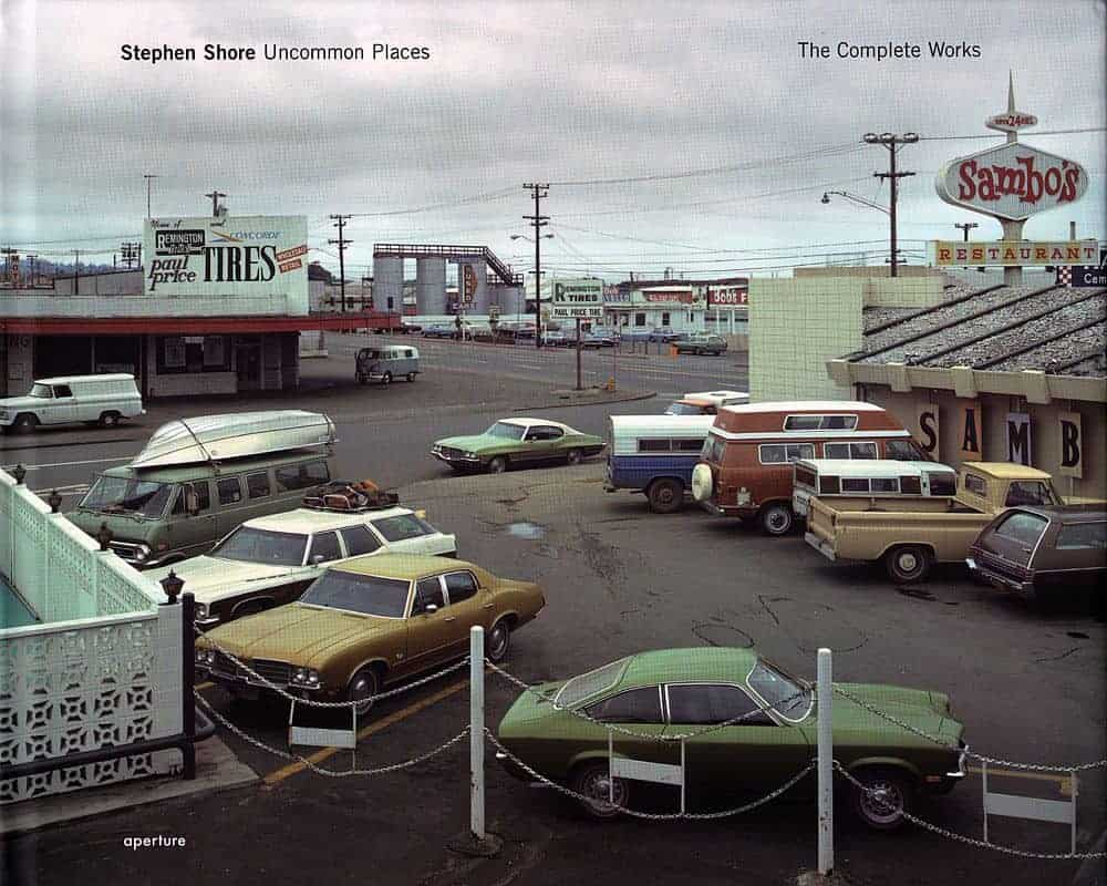 Stephen Shore, Uncommon Places: The Complete Works