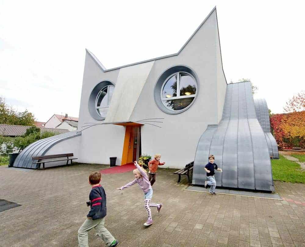 novelty architecture germany
