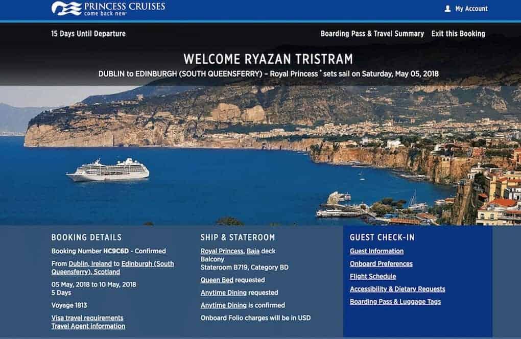 Princess Cruises: The Best British Isles Cruise (Review