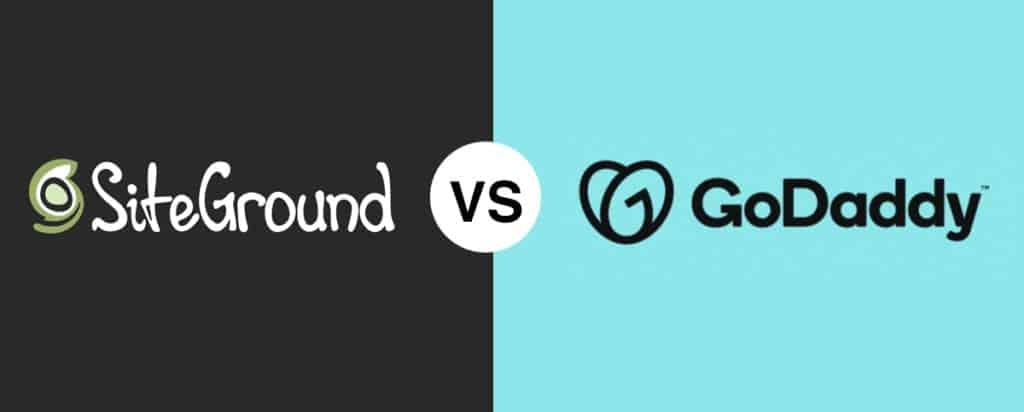 SiteGround vs GoDaddy Comparison