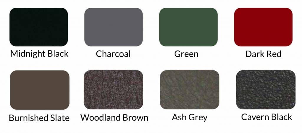 Easy Shake Cedar Shake Metal Roofing Colours