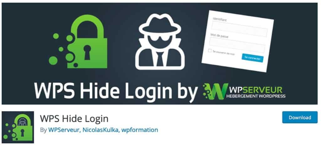 wps hide login plugin