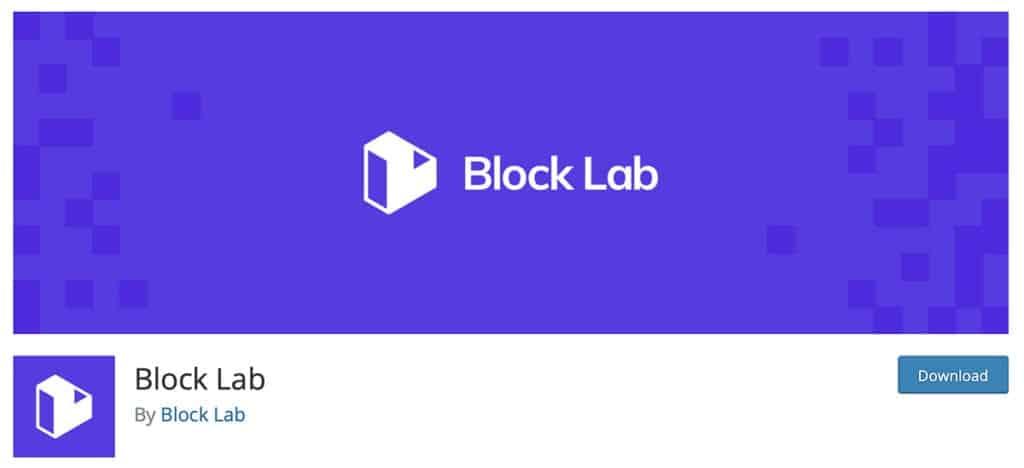 Block Lab
