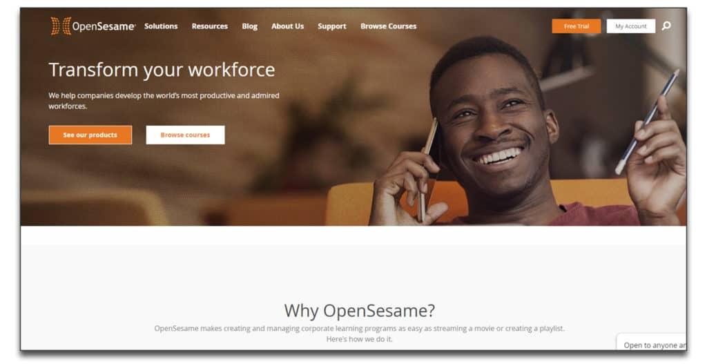 opensesame online course platform review