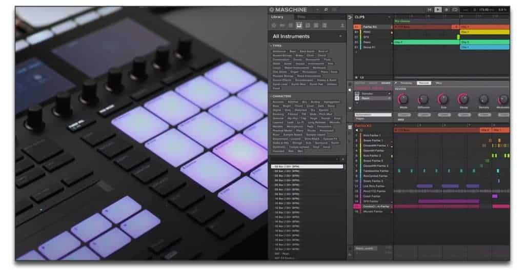 machine mk3 review best beat making software