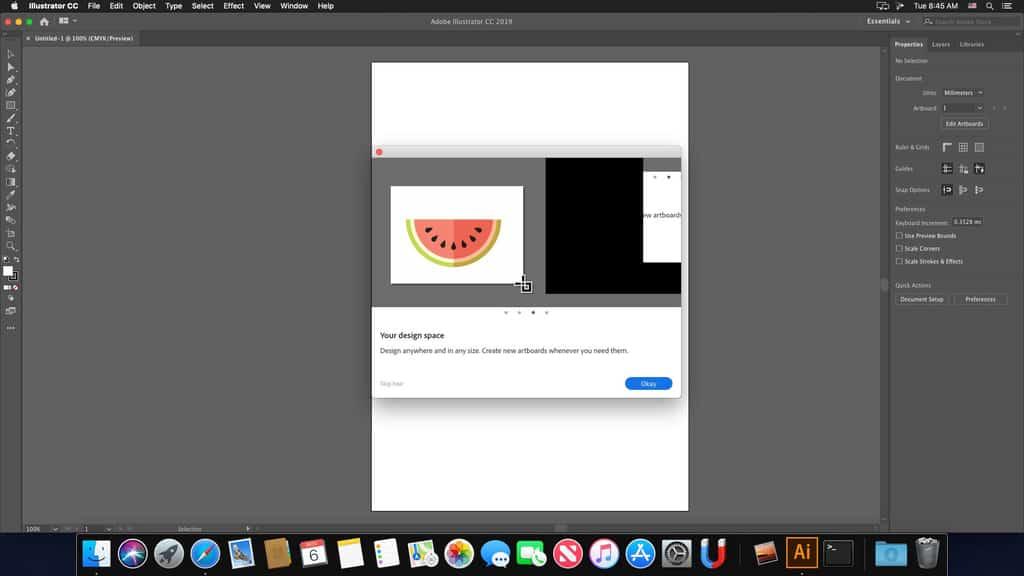 Adobe Illustrator CC 2019 v231 Screenshot 02 bj5hafy