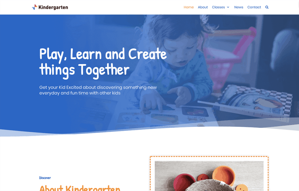 Best Free Education WordPress Themes