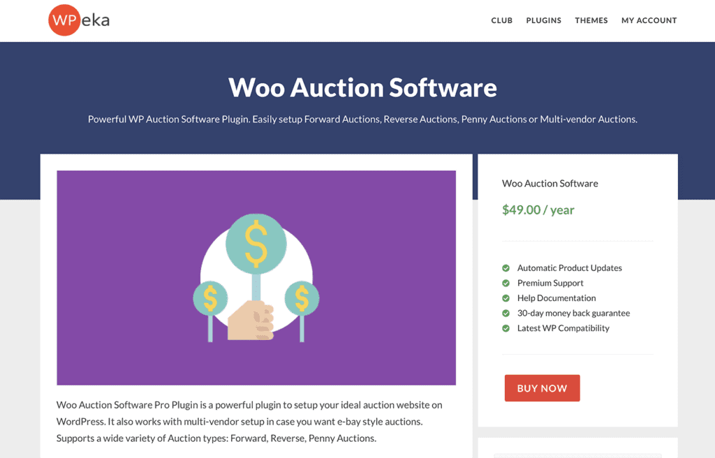 woo action software