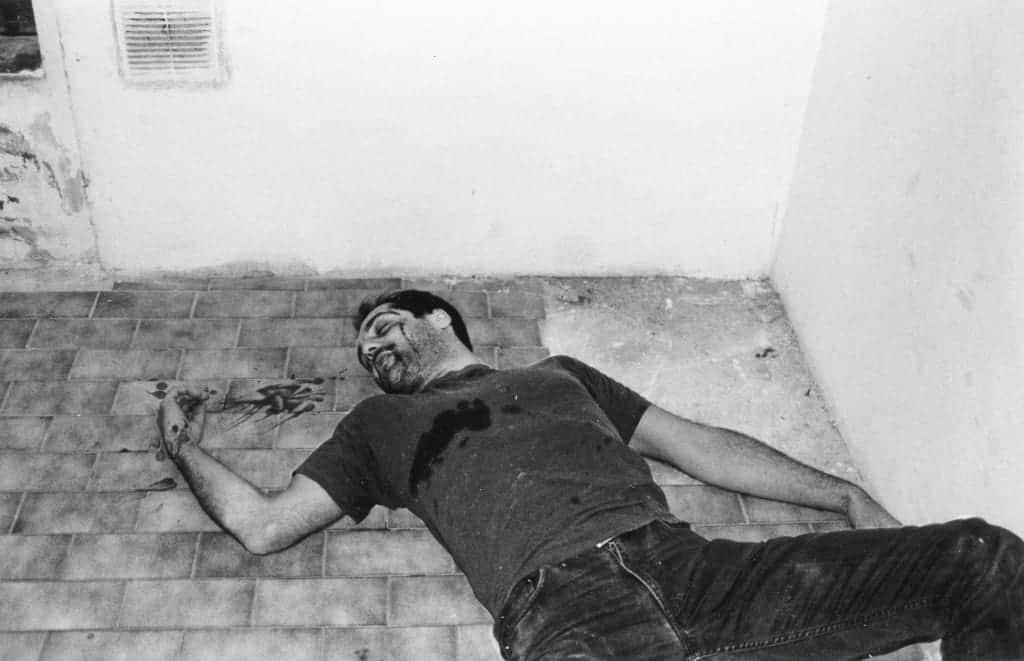Darko Maver dead body