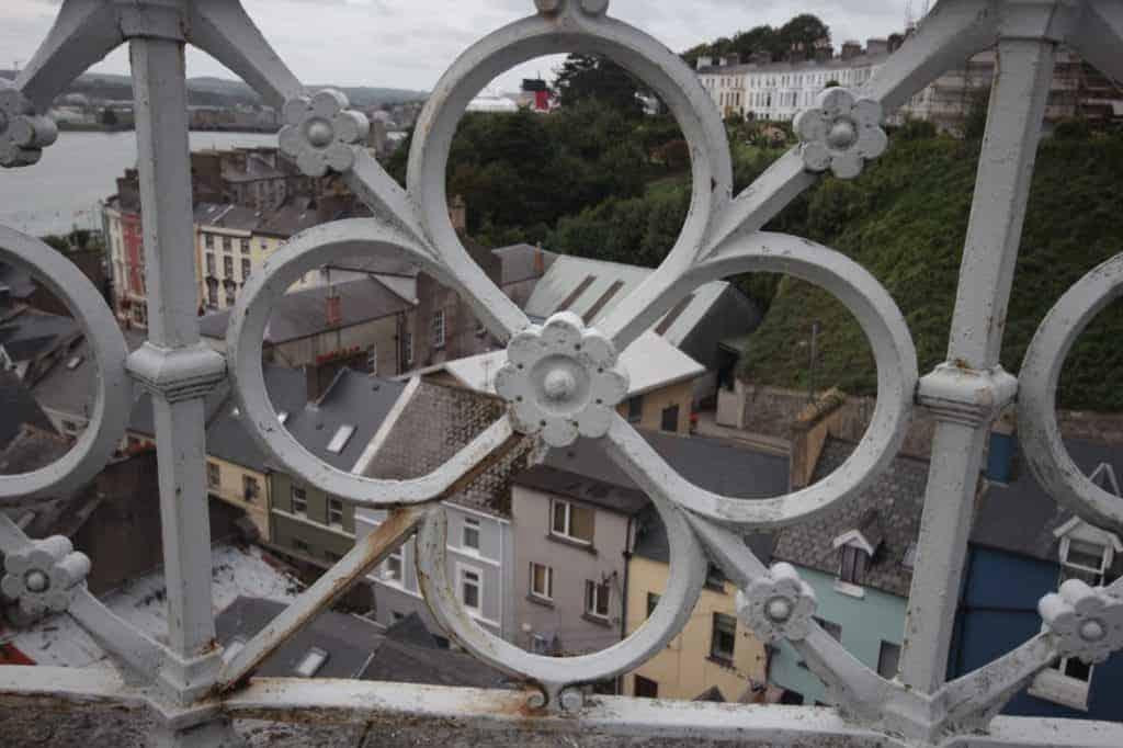 Overlooking Cobh Disney Magic Transatlantic Cruise