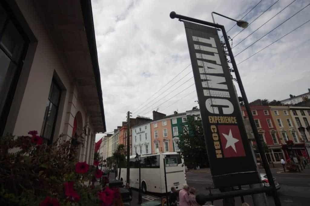 The Titanic Experience In Cobh Ireland Disney Magic Transatlantic Cruise