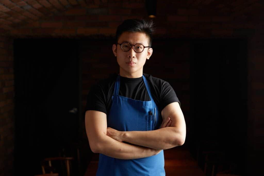 米其林一星餐廳 MUME 迎來新主廚卓均仰 Ernest Toh