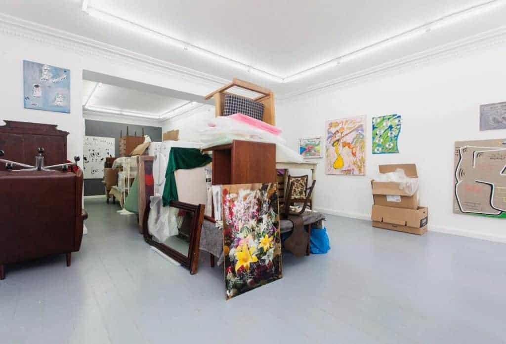 Gallery exhibition