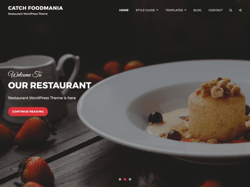 Catch Foodmania