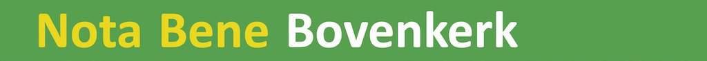 Nota Bene Bovenkerk logo