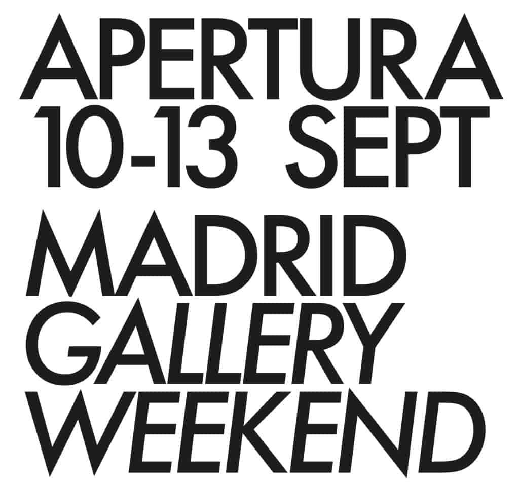 APERTURA 2020 Madrid
