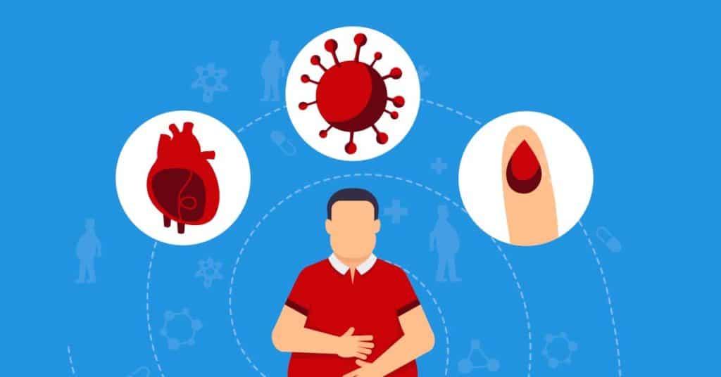 Diabetes e hipertensión: comorbilidades asociadas a mortalidad por COVID en RD