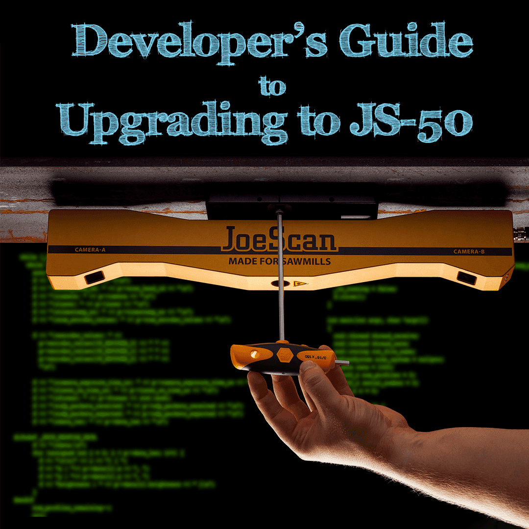 Upgrading to JS-50