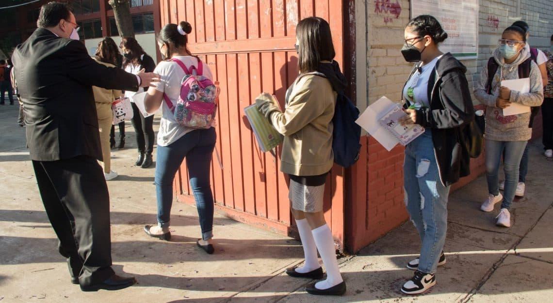 Clases presenciales en Mexico
