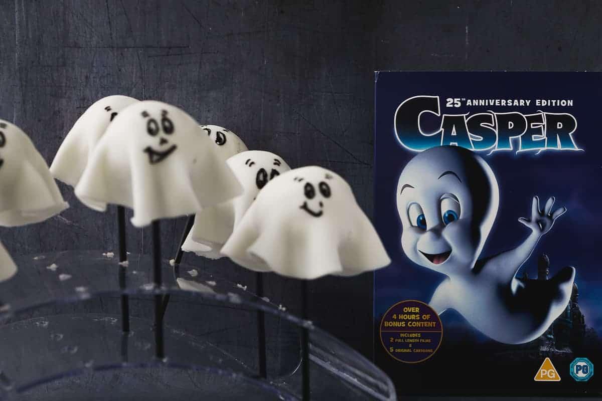 The 25th anniversary edition of Casper.