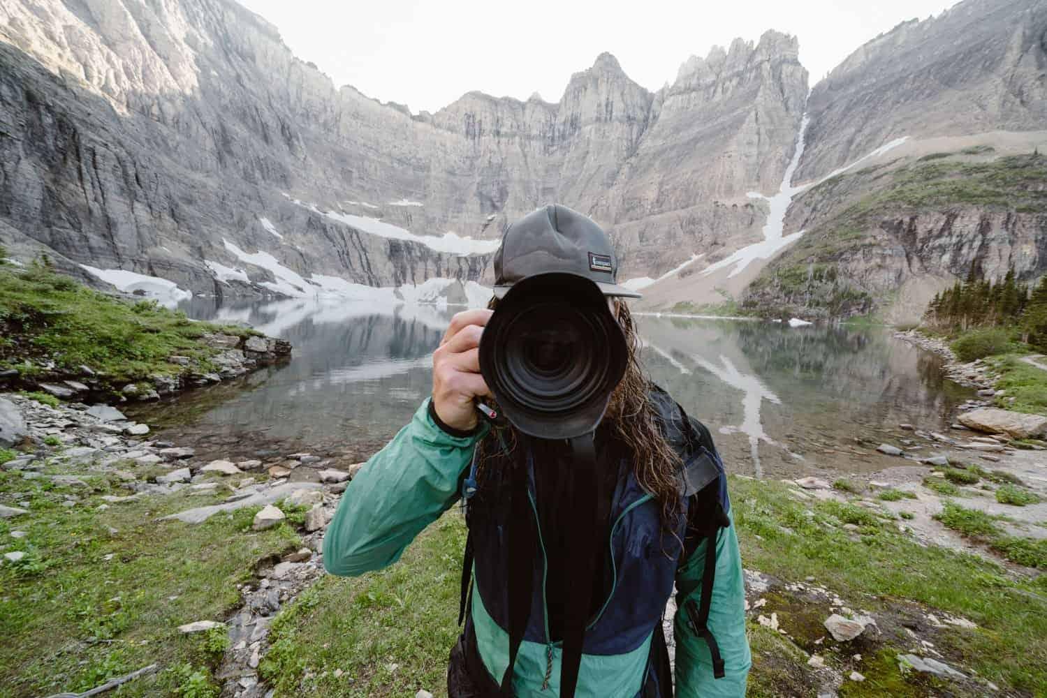 Iceberg Lake Glacier National Park Pack List