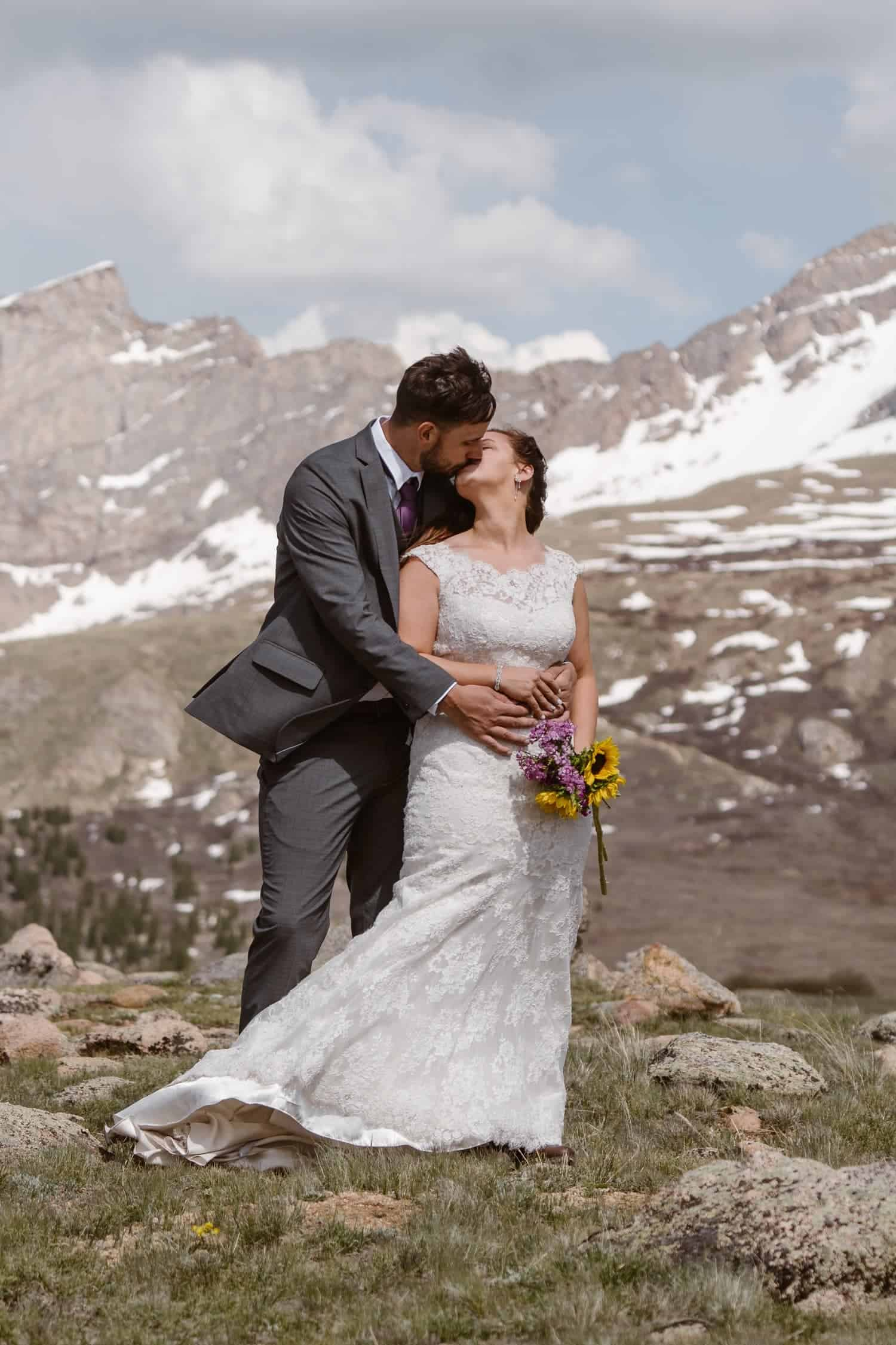 Best Places to Elope in Colorado Guanella Pass