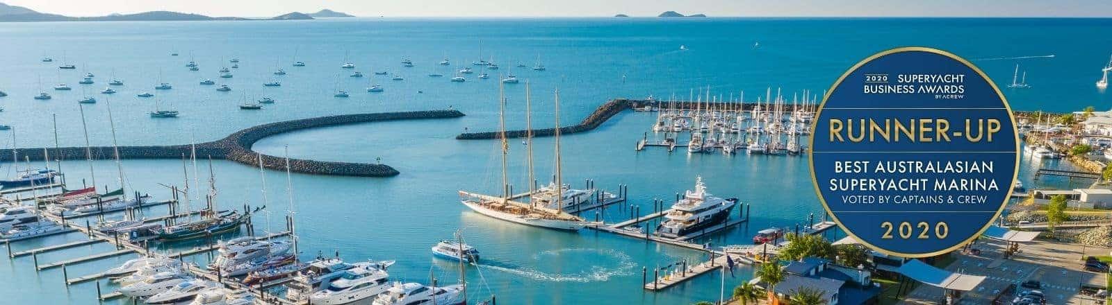 Welcome to Coral Sea Marina Resort