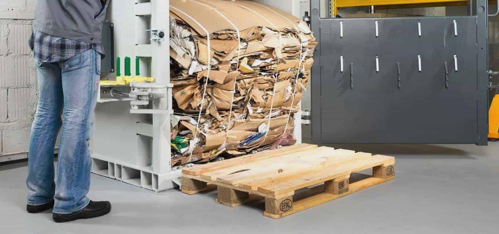 cardboard-baler-press-compactor