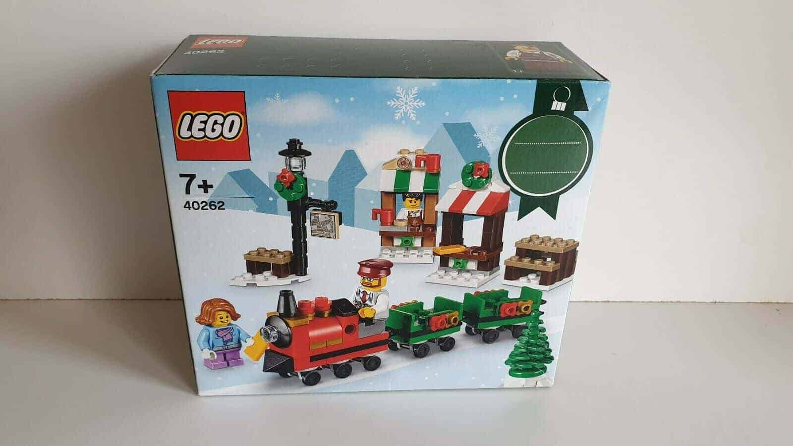 Lego Seasonal 40138 Christmas Train NEW Sealed In Box