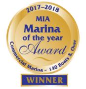 Abell Point Marina win Marina of the Year Award
