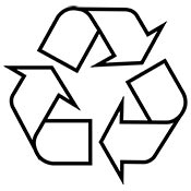 Universal-Recycling-Symbol-U+2672