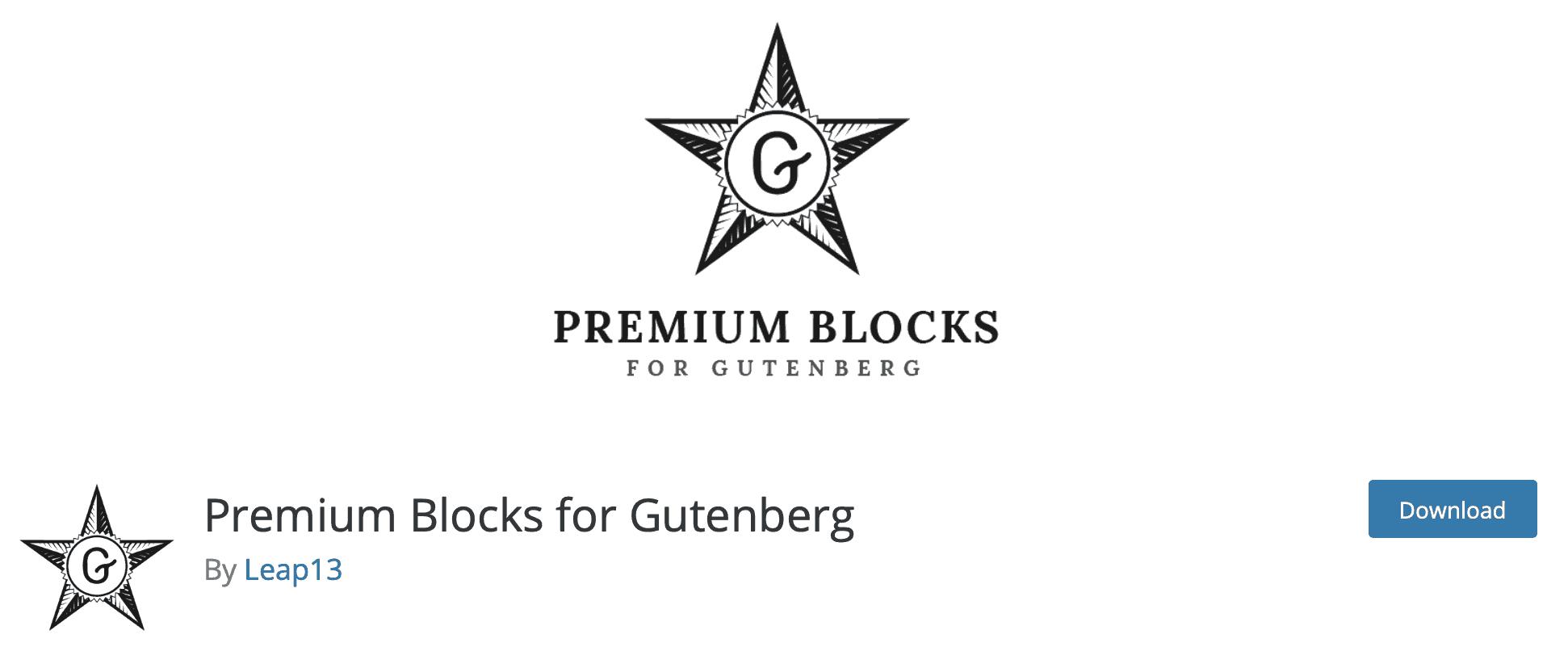 premium blocks