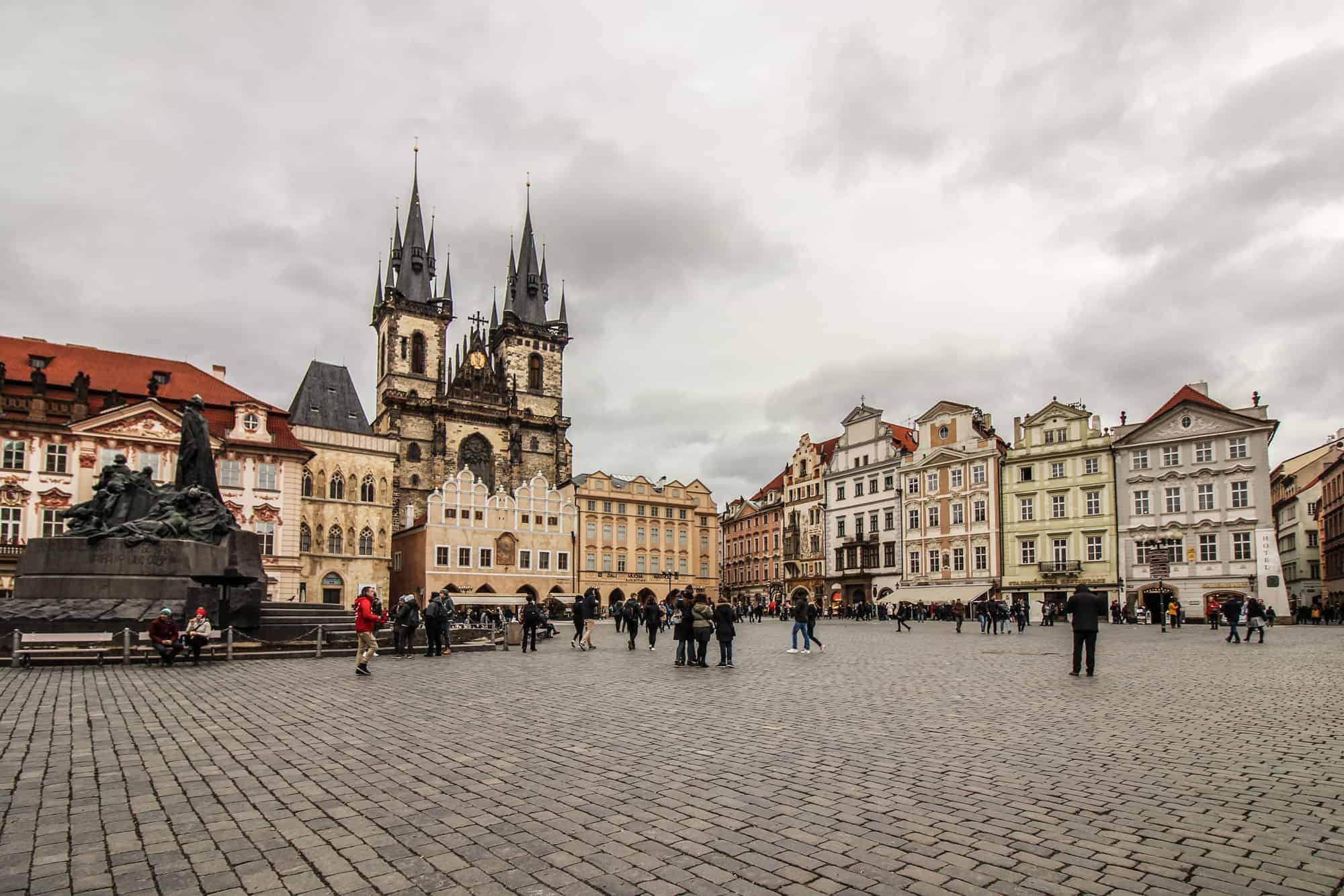 Altsädter Ring Prag