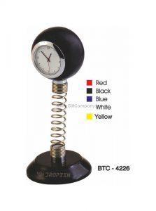 Spring Clock Round BTC-4226