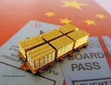 Gold, China, Importe (Foto: Goldreporter)