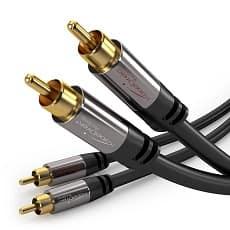 Comprar cable de audio RCA