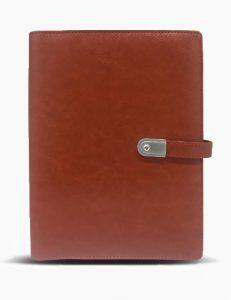 DPBU5000 - Organizer Diary with Powerbank and USB
