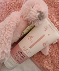 cadeaupakket bodylotion roze