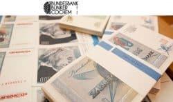 Bundesbank-Bunker, Notgeld, D-Mark