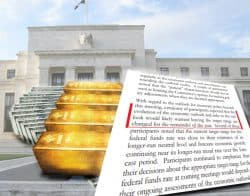 Gold, Fed-Protokoll (Foto: Goldreporter)