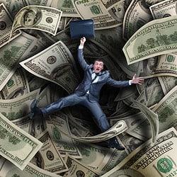 Schulden, Dollar